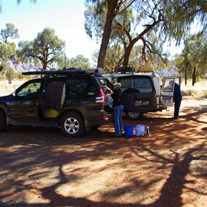 Docker River - Campground
