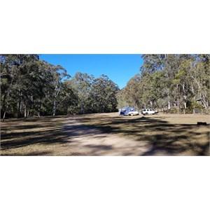 Poplar Flat Camping Area