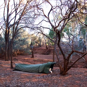 Ideal camping