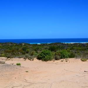 Bilbunya Dunes Campsite