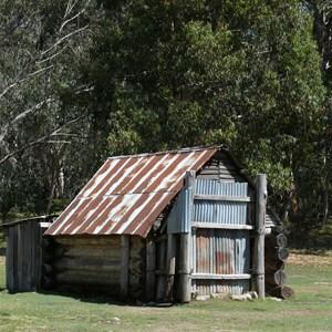 Davies Plains Hut
