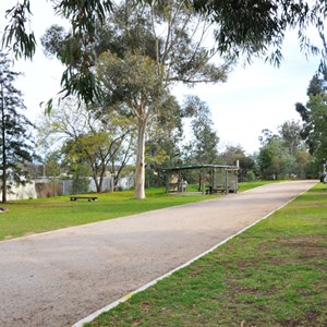 Peak Hill Caravan park sites