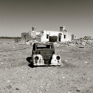 Cadelga Outstation Ruins