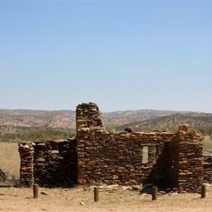 old buildings of Arltunga