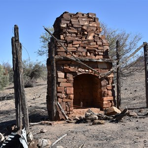Old Shepards Hut Ruins