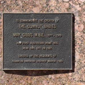 May Gibbs Memorial