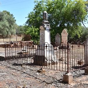 Spring Farm Methodist Cemetery