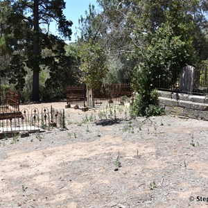St. Barnabas' Anglican Church & Cemetery