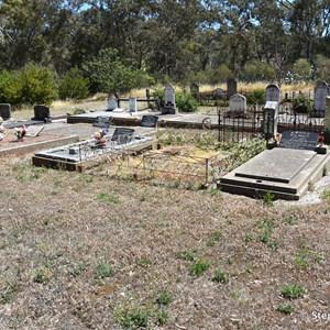 St Mark's Cemetery