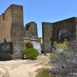 Wallaroo Mine Ruins