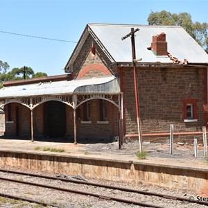Former Tarlee Railway Station