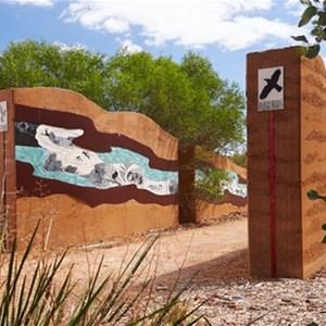 Yagan Memorial Park