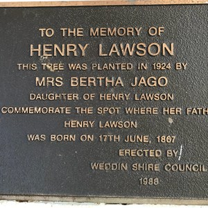 Henry Lawson'S Birthplace
