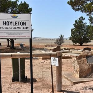 Hoyleton Cemetery