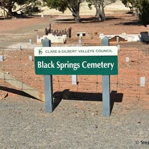 Black Springs Cemetery