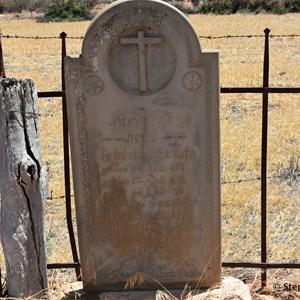 Grave of Friedrich Bartusch