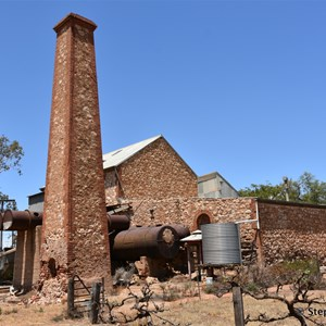 Sedan Steam Flour Mill c1881
