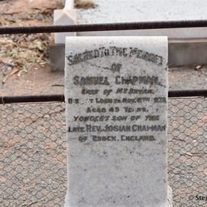 Kybunga Cemetery