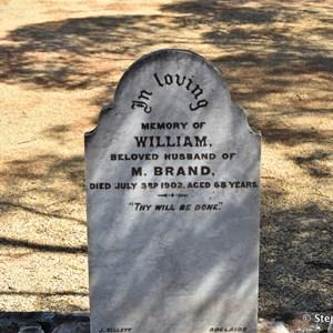 Overland Corner Cemetery