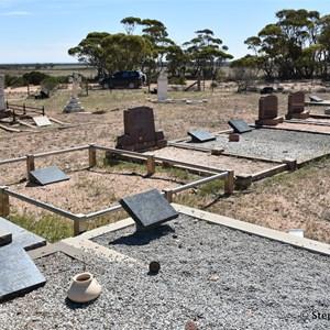 Bakara Cemetery