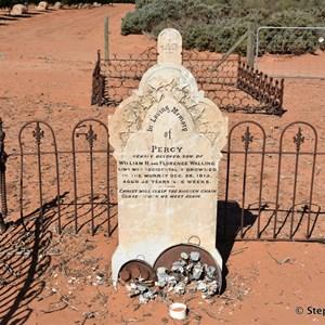 Historic Lyrup Cemetery