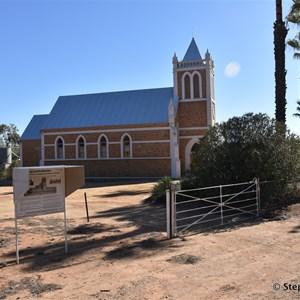 Bookpurnong Lutheran Church and Graveyard