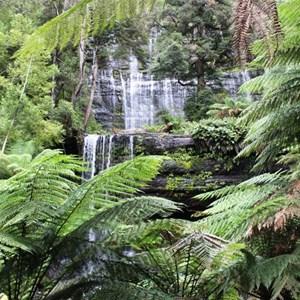 Upper Russell Falls