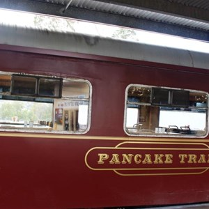 The Pancake car