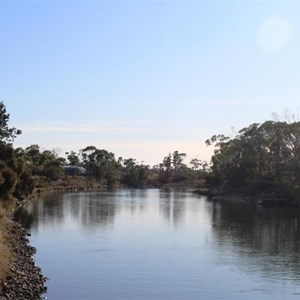 Denison Canal at Dunalley