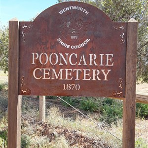 Pooncarie Camping Area