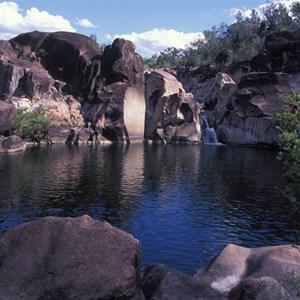 Macintyre Falls