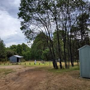 Geehi horse camp
