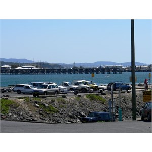 Coffs Harbour - wharf and harbour