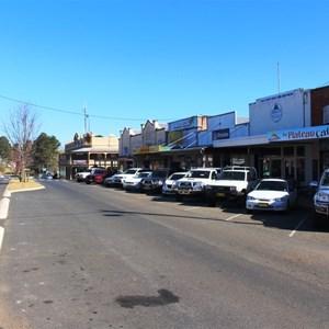 Dorrigo street scene