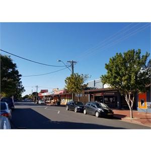 Main Street, Urunga
