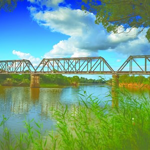 Wauchope Railway bridge