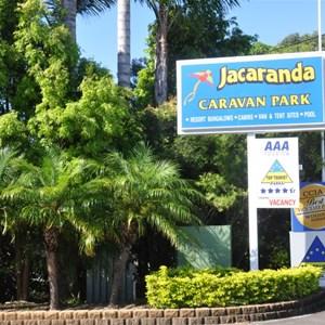 Jacaranda Caravan Park