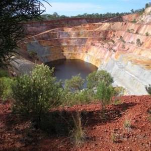 Peak Hill Gold Mine