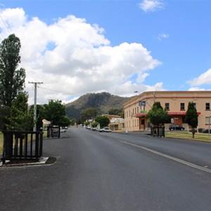 Kandos main street