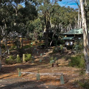 Hill End Glendora Camping Ground