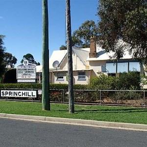 Spring Hill Public School.