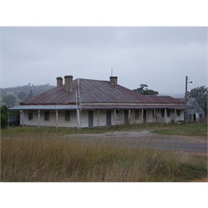 Old Peelwood hotel and general store