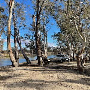 Campsite 23 Chowilla Game Reserve