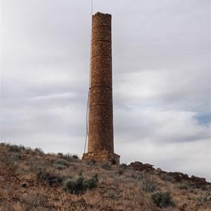 Abandoned Alma And Victoria Gold Mine