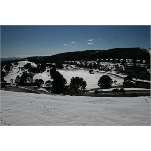 Cabramurra in Snow