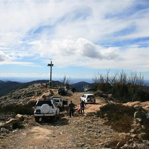 Mt Coree Summit