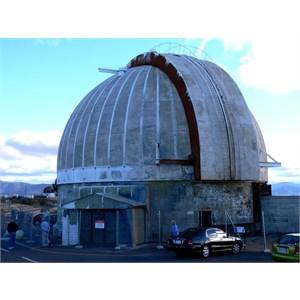 Original Mt Stromlo Observatory, after 2003 fires