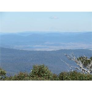 View 20 km to Tantangara Reservoir