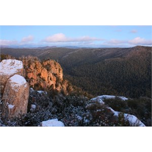 Booroomba Rocks, ACT