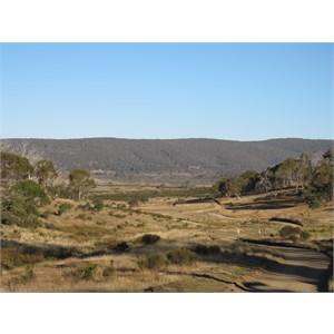 View east to Tantangara